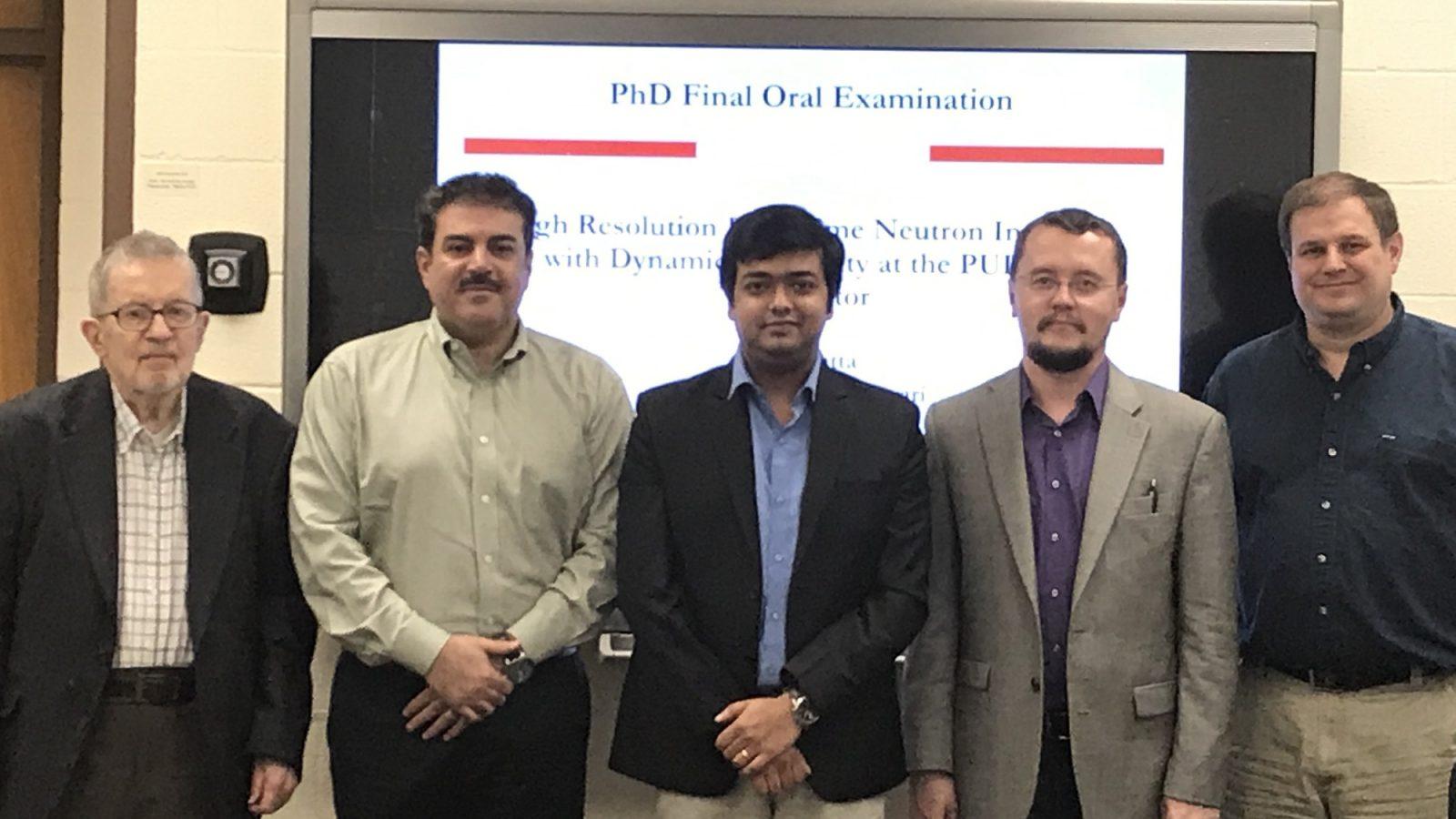 Phd thesis dissertation ncsu